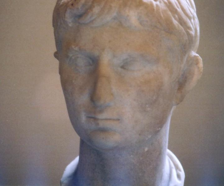 Caius (Lucius?) Cesar, Rome Museo nazionale