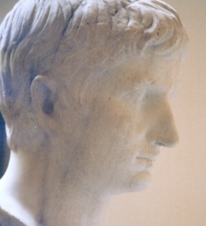 Caius Cesar, Rome Museo nazionale