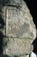 epitaphe abercius